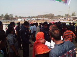santahar police