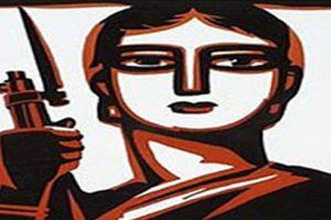 Freedom fighter Santahar