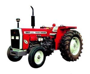 tractor santahar